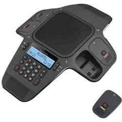 Image of Alcatel Conference 1800 Konferenztelefon DECT inkl. Mobilteil Schwarz, Blau