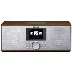 N/A Lenco DIR-170, AUX, Bluetooth, USB, internetové rádio, vlašský orech