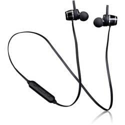 Bluetooth® sportovní sluchátka Lenco EPB-030BK EPB-030BK, černá