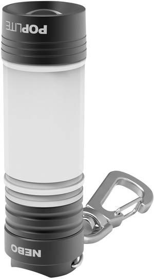 NEBO PopLite LED Taschenlampe batteriebetrieben 100lm 2.5h 36g for sale online