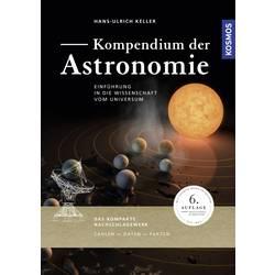 Image of Kompendium der Astronomie Seitenanzahl: 448 Seiten