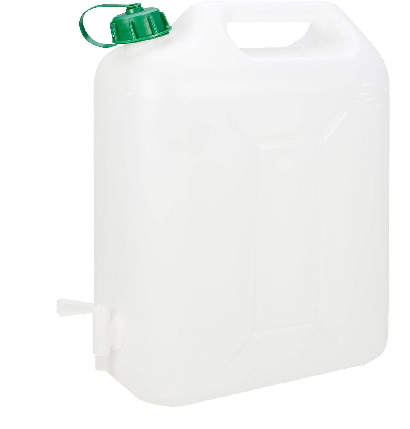 LaPlaya Wasserkanister mit Auslaufhahn 10 Liter