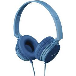 Hi-Fi slúchadlá On Ear Thomson HED2207 132624, modrá