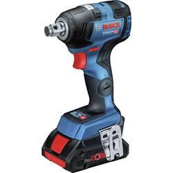 Aku rázový skrutkovač a uťahovák Bosch Professional GDS18V200C GCY30-4 06019G4303, 18 V