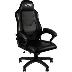 Herné stoličky Nitro Concepts C100, NC-C100-B, čierna