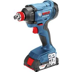 Aku rázový skrutkovač a uťahovák Bosch Professional GDX18V-180 06019G5204, 18 V, Li-Ion akumulátor
