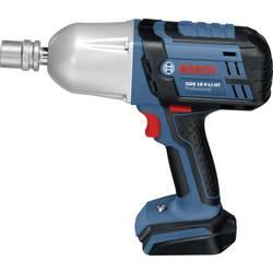 Aku rázový skrutkovač a uťahovák Bosch Professional GDS 18V-LI HT 06019B1302, Li-Ion akumulátor