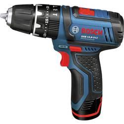 Aku príklepová vŕtačka Bosch Professional GSB 12V-15 06019B690H, 12 V, Li-Ion akumulátor