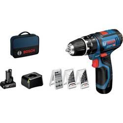Aku príklepová vŕtačka Bosch Professional 06019B690G, 12 V, Li-Ion akumulátor