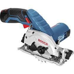 Aku ručná kotúčová píla Bosch Professional GKS 12V-26 2x3 Ah L-BOX