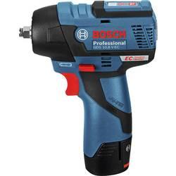 Aku rázový skrutkovač a uťahovák Bosch Professional GDS 12V-115 06019E0102, 12 V, Li-Ion akumulátor
