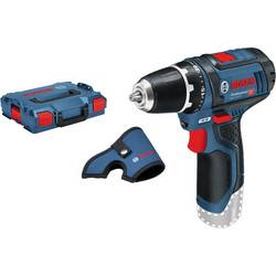 Aku vŕtací skrutkovač Bosch Professional GSR 12V-15 060186810D, 12 V, Li-Ion akumulátor