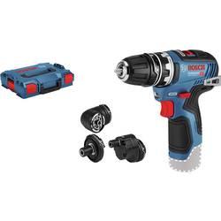 Aku vŕtací skrutkovač Bosch Professional GSR 12V-35 FC 06019H3003, 12 V, Li-Ion akumulátor