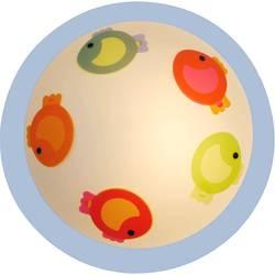 Závesné svietidlo ryby Niermann 684, E27, 15 W, úsporná žiarovka, LED , farebná
