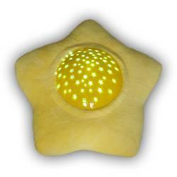 LED LED nočné svetlo s projektorom Niermann 1 W, žltá