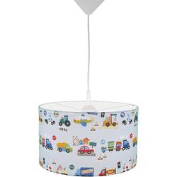 Závesné svietidlo auta Niermann 116, E27, 60 W, úsporná žiarovka, LED , farebná