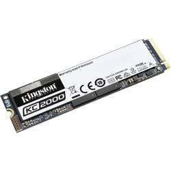 Interný SSD disk NVMe / PCIe M.2 Kingston KC2000 SKC2000M8/500G, 500 GB, Retail, M.2 NVMe PCIe 3.0 x4