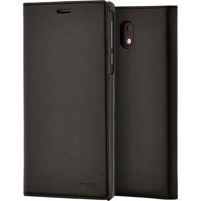 Nokia Slim Flip Case CP-303 Flip Cover Passend für: Nokia 3 Schwarz Preisvergleich