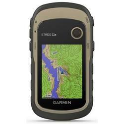 Navigácia na bicykel kolo, čln, turistika Garmin eTrex32x pro Evropu, GLONASS, GPS, vr. topografických máp, chránené proti striekajúcej vode