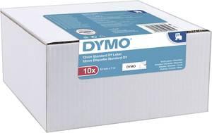5x Schriftband-kassetten für Dymo D1 45013 LabelManager 160 280 450D 210D 12mm
