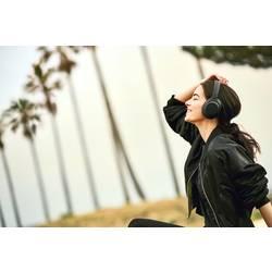 Bluetooth cestovné slúchadlá Over Ear Sony WH-XB900N WHXB900NB.CE7, čierna