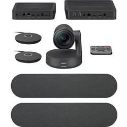 4K webkamera Logitech Rally Plus Ultra-HD, stojánek