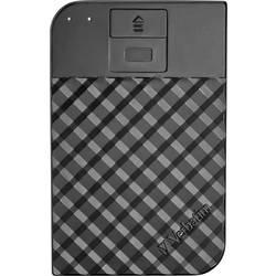 "Externý pevný disk 6,35 cm (2,5"") Verbatim Store 'n' Go Fingerprint Secure, 2 TB, USB 3.2 (Gen 1x1), čierna"