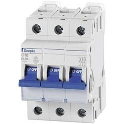 Elektrický istič Doepke 09916293, 3-pólové, 16 A, 230 V, 400 V