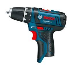 Aku vŕtací skrutkovač Bosch Professional 0601868101, 12 V, Li-Ion akumulátor