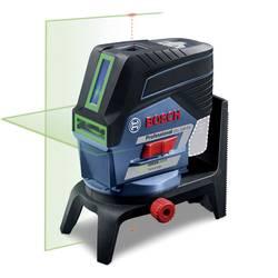 Krížový a bodový laser Bosch Professional GCL 2-50CG, dosah (max.): 20 m, kalibrácia podľa: bez certifikátu