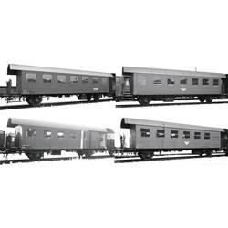 Image of Roco 74162 H0 4er-Set Spantenwagen der ÖBB
