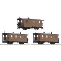 Image of Roco 34043 H0 3er-Set Personenwagen der Rügschen Kleinbahn