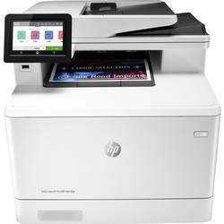 Farebná laserová multifunkčná tlačiareň HP Color LaserJet Pro MFP M479dw, LAN, Wi-Fi, duplexná, duplexná ADF