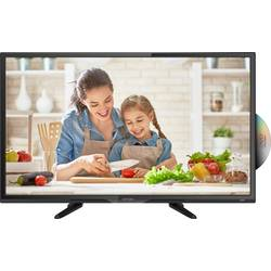 Dyon Sigma 24 DVD LED TV 60 cm 23.6 palca en.trieda A + (A ++ - E) DVB-T2, DVB-C, DVB-S, HD ready, DVD-Player, CI+ čierna