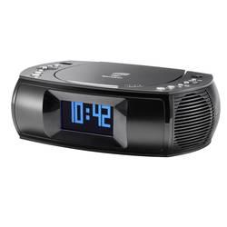 DAB+ rádio s CD prehrávačom Karcher UR 1309D, USB, čierna