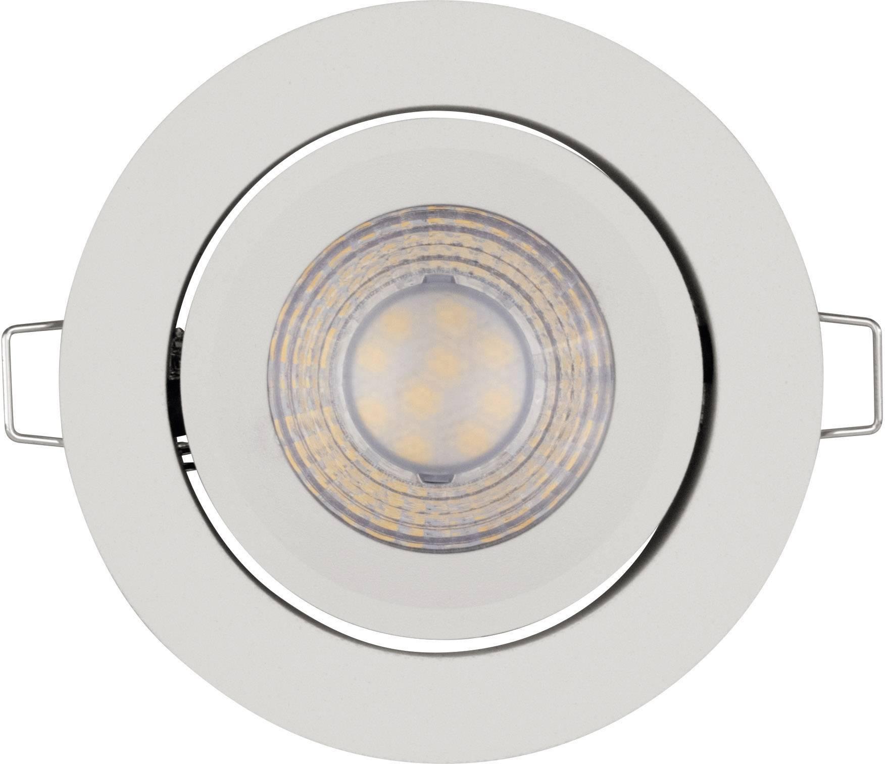 LEDVANCE LED Spot Set Simple Dim (EU) L 4058075273184 LED Einbauleuchte 3er Set 15 W Weiß