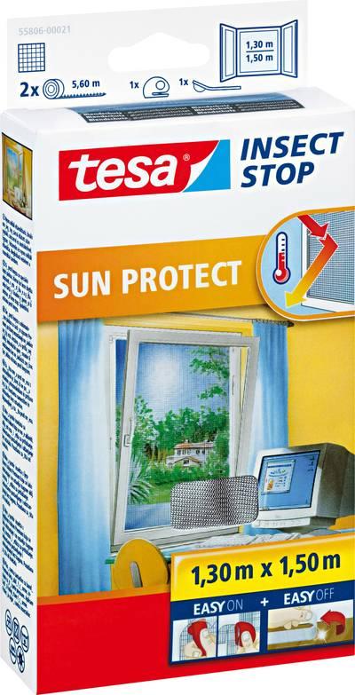 tesa Insect Stop Comfort 55806-00021-00 Fliegengitter (L x B) 1500 mm x 13