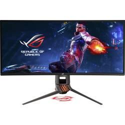 Asus XG32VQR LED monitor 80 cm (31.5 palca) en.trieda B (A +++ - D) 2560 x 1440 px WQHD 4 ms HDMI ™, DisplayPort, USB 3.0, na slúchadlá (jack 3,5 mm) VA LED