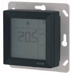 Termostat Eaton xComfort CRCA-00/09 187709, antracitová