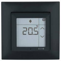 Termostat Eaton xComfort CPAD-00/199 195247, hlboká čierna