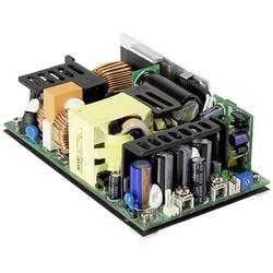 Zabudovateľný sieťový zdroj AC/DC, open frame Mean Well RPS-500-12, 12 V/DC, 26.7 A
