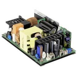 Zabudovateľný sieťový zdroj AC/DC, open frame Mean Well EPP-500-15, 15 V/DC, 33.3 A, regulovateľné výstupné napätie
