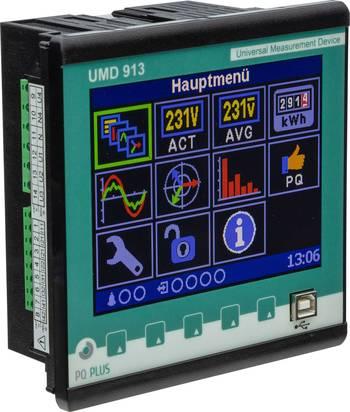 PQ Plus UMD 913 Digitales Einbaumessgerät