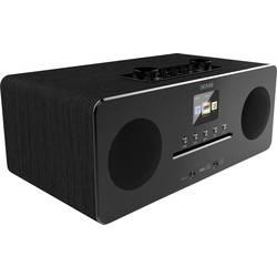 N/A Denver MIR-260, AUX, Bluetooth, CD, NFC, internetové rádio, čierna