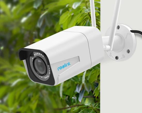 WLAN-Kameras für kabellose Videoüberwachung