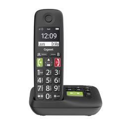 Bezdrôtový analógový telefón Gigaset E290A, čierna