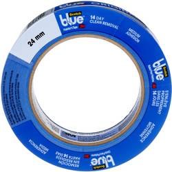 Maliarska krycia páska 3M 20904841P2, (d x š) 41 m x 48 mm, modrá, 2 ks