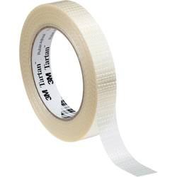 Vláknitá lepiaca páska 3M 89547550, (d x š) 50 m x 75 mm, priehľadná, 1 ks