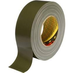 Páska so skleným vláknom 3M 389O50, (d x š) 50 m x 50 mm, zelená, 1 ks