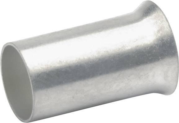 Klauke 71S6V Aderendh/ülse 0.50 mm/² x 6 mm Silber 1000 St.